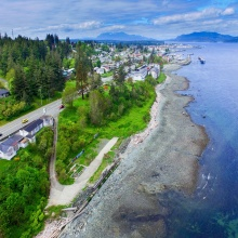 BCOceanfront-391 Island Highway-commercial property for sale Campbell River, BC
